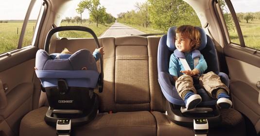 Τι πρέπει να γνωρίζουμε για τα παιδικά καθίσματα.