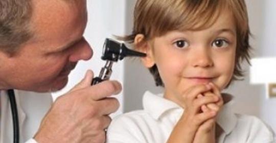 Χρόνια Εκκριτική Ωτίτιδα (Υγρό στο αυτί)