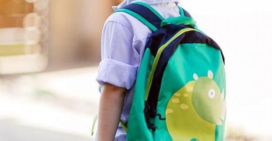 Σχολική τσάντα: Πώς να μην προκαλεί πόνο στο παιδί σας