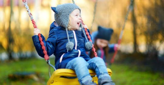 Παιδιά: Γιατί είναι υποχρεωτικό το καπέλο στο κρύο