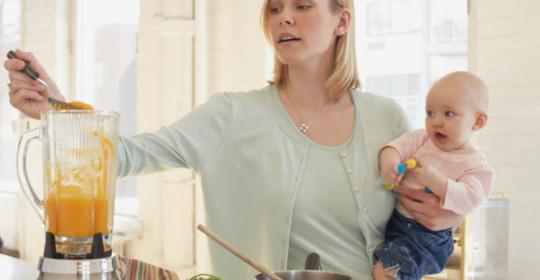 Πόσο θρεπτικό είναι το φαγητό που δίνετε στο μωρό σας;