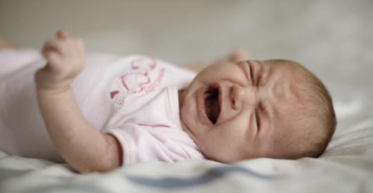 Γιατί τα νεογέννητα δεν δακρύζουν και δεν ιδρώνουν