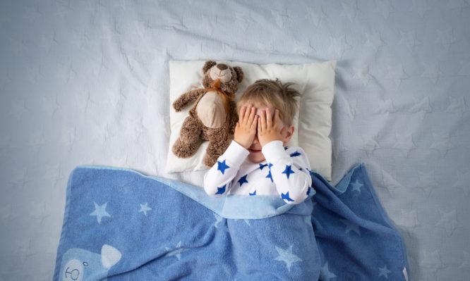 Αϋπνία: Κι όμως έχουν και τα παιδιά! – Αιτίες και τρόποι αντιμετώπισης
